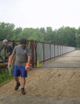Cedar View Trail Bridges: Community Involvement