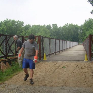 Cedar View Trail Bridges: Community Involvement