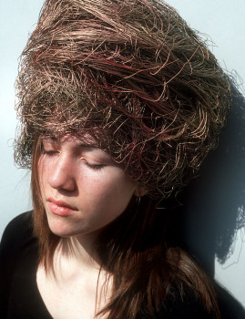 Wire Nest Headdress