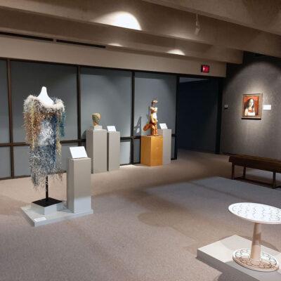 Iowa women artists, Muscatine Center for the Arts, Iowa