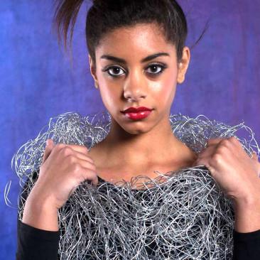 Aluminum Wire Dress II