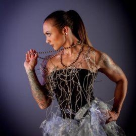 Blacksheep Photography Collaboration, Model Crystal