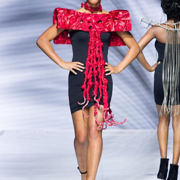Omaha Fashion Week, Photo by Heather Hooten