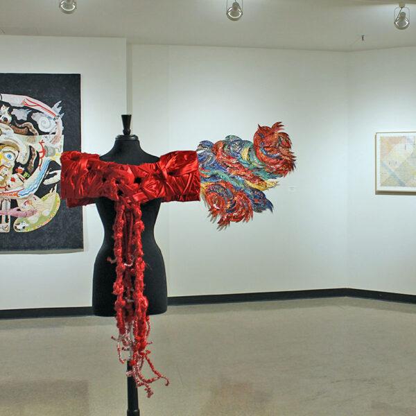 Fiberart exhibition, St. Louis Art Guild, St. Louis, Missouri