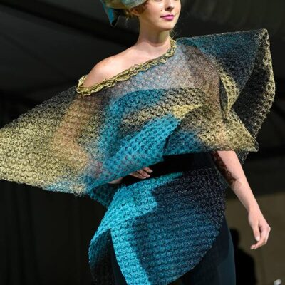 From Folded series, Omaha Fashion Week, August 2015